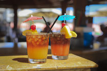Mai Tai Bar, Royal Hawaiian Hotel, Waikiki, Honolulu, Oahu, Hawaii by Danita Delimont