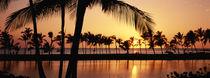 Hawaii Islands, Beautiful beach, Sunset von Danita Delimont
