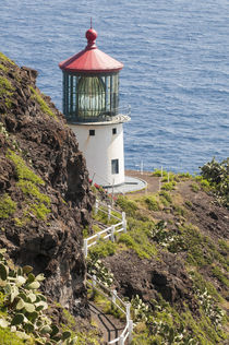 Makapu'u Point Lighthouse, Oahu, Hawaii. von Danita Delimont