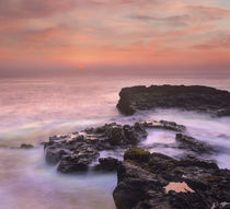 Pink Sunset, The Big Island, Hawaii, USA von Danita Delimont