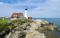 Portland, Maine, USA by Danita Delimont