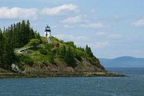Maine, Rockland, Penobscot Bay von Danita Delimont