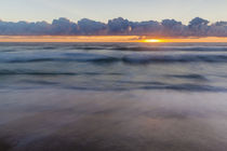 Dawn over the Atlantic Ocean at Coast Guard Beach in the Cap... by Danita Delimont