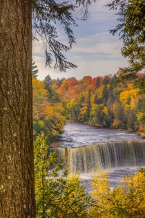 North America, USA, Upper Peninsula of Michigan, Paradise, T... von Danita Delimont