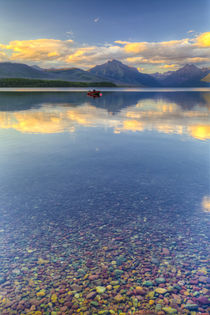 USA, Montana, Glacier National Park by Danita Delimont