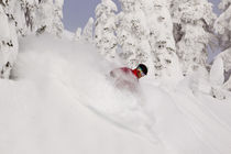 Big Mtn Powder von Danita Delimont