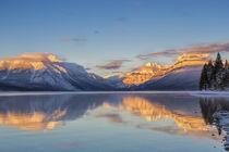 Lake McDonald von Danita Delimont