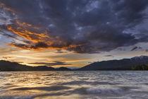 Whitefish Lake by Danita Delimont