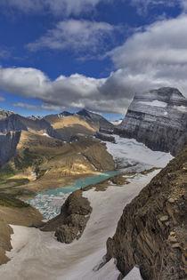 Grinnell Glacier by Danita Delimont