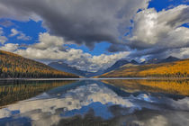 Bowman Lk autumn by Danita Delimont