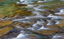 McDonald Creek in spring in Glacier National Park, Montana, USA by Danita Delimont