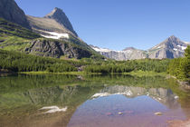 US, MT, Glacier National Park by Danita Delimont