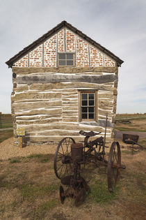 USA, Nebraska, Beatrice, Homestead National Monument of Amer... von Danita Delimont