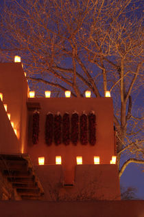 Santa Fe, New Mexico, United States by Danita Delimont