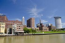 Ohio, Cleveland by Danita Delimont