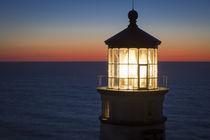 Heceta Head Lighthouse along the Oregon Coast, USA by Danita Delimont