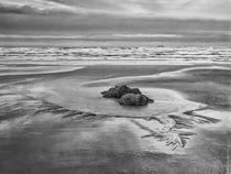 USA, Oregon, Coast Bandon Beach Rocks by Danita Delimont