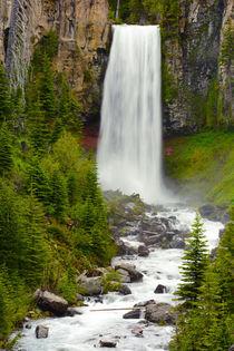 Tumalo Falls, Deschutes County, Oregon, USA. von Danita Delimont
