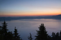 Sunrise, Crater Lake National Park, Oregon, USA by Danita Delimont