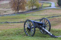 USA, Pennsylvania, Gettysburg, Battle of Gettysburg, Civil W... by Danita Delimont