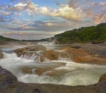 Pedernales River, Pedernales Falls State Park, Texas, USA von Danita Delimont