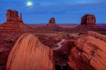 USA, Utah, Monument Valley Navajo Tribal Park von Danita Delimont