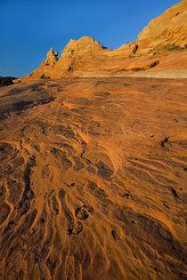 USA, Utah, Moab, sandstone by Danita Delimont