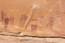 USA, Utah, Canyonlands National Park, Horseshoe Canyon, Grea... von Danita Delimont