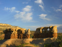 Hoodoos in Devil's Garden, Escalante National Monument, Utah by Danita Delimont