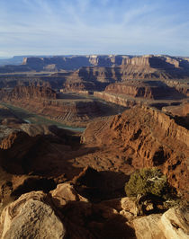 USA, Utah, Moab, Dead Horse Point State Park, Canyonlands Na... by Danita Delimont