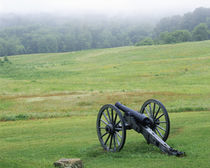 USA, Virginia, Amelia County, Sailor's Creek Battlefield His... by Danita Delimont