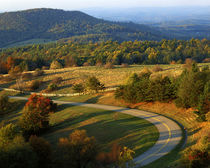 USA, Virginia, Patrick County, The Blue Ridge Parkway von Danita Delimont