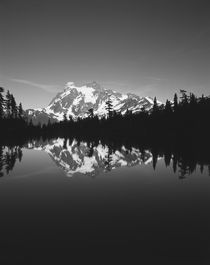 USA, Washington State, North Cascades National Park, View of... by Danita Delimont