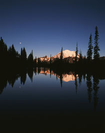USA, Washington State, Mount Rainier National Park, Mount Ra... von Danita Delimont