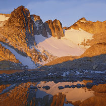 USA, Washington, Wenatchee National Forest, Alpine Lakes Wil... von Danita Delimont