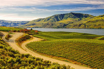 USA, Washington, Lake Chelan by Danita Delimont