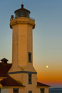 Point Wilson Lighthouse von Danita Delimont