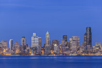 Seattle Skyline von Danita Delimont