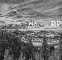 USA, Wyoming, Grand Teton National Park, Snake River Overview by Danita Delimont