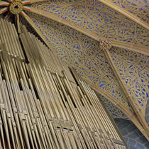 Der Orgel Jubel steigt zum Himmel auf von Hartmut Binder