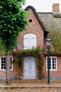 Alte Reetdachhäuser in Dänemark by Thomas Matzl