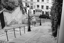 Montmartre by Heribert Nimke