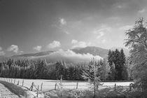 Schnee by Heribert Nimke