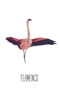 flamenco flamingo by Sabrina Ziegenhorn
