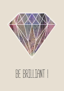 be brilliant by Sabrina Ziegenhorn