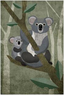 Koala von Sabrina Ziegenhorn