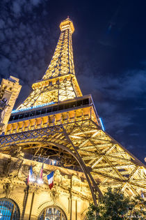Paris in Vegas by Sandro S. Selig
