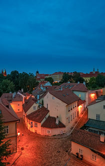 Prague - New World by Tomas Gregor