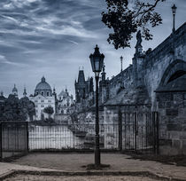 Charles Bridge, Prague by Tomas Gregor