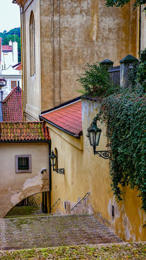Thunovska Street, Prague, Czech Republic by Tomas Gregor
